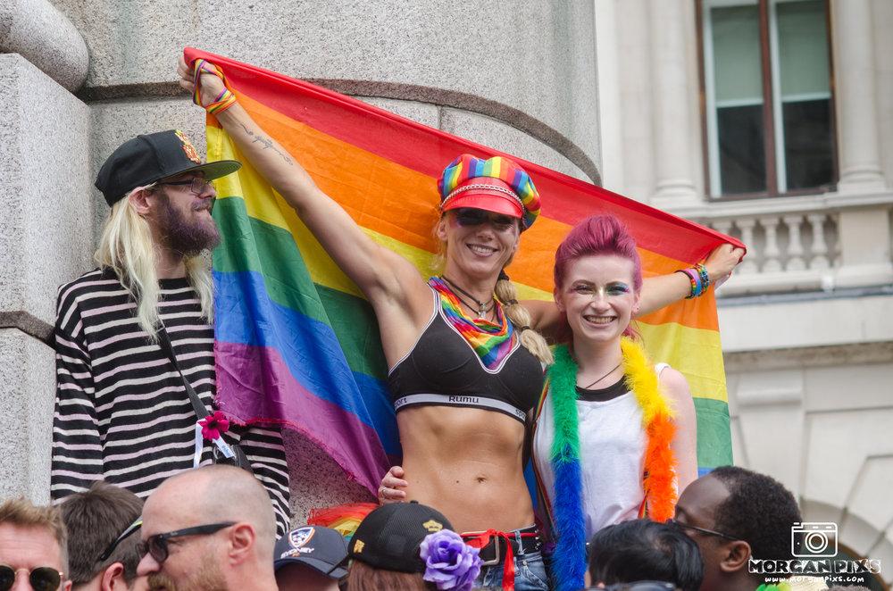 London Pride 2017
