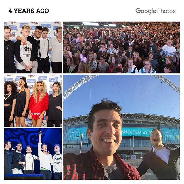 Can't believe it's been 4yrs since my last @Girlguiding event at @ssearena we had so much fun backstage lol 😂 #ThrowbackThursdays 