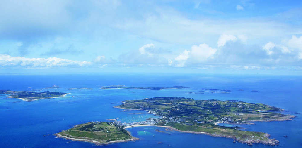 The proposed new link will provide a link between the mainland, St Mary's and Tresco