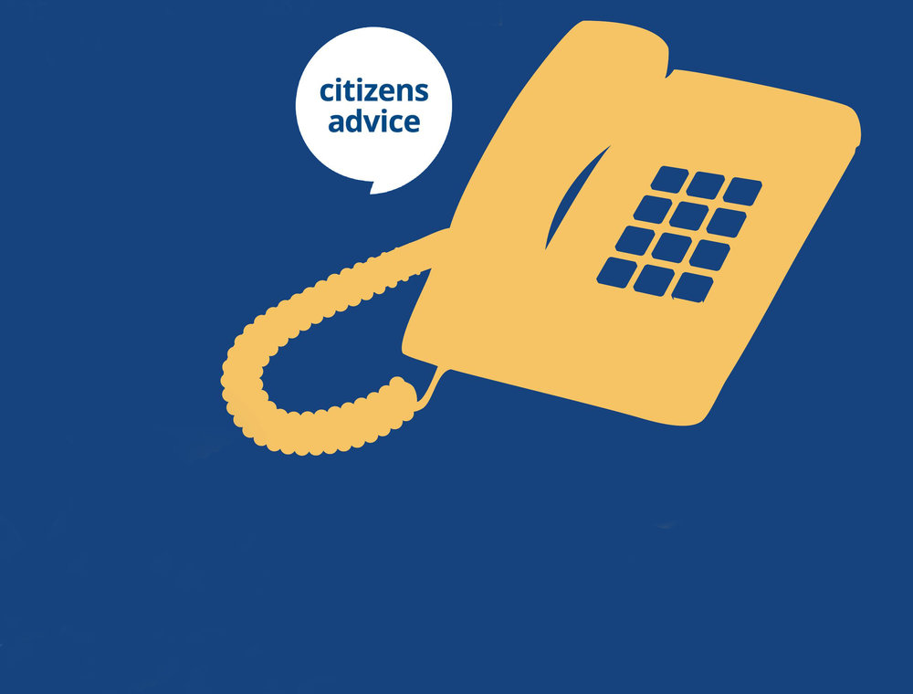 Image courtesy of Citizens Advice.