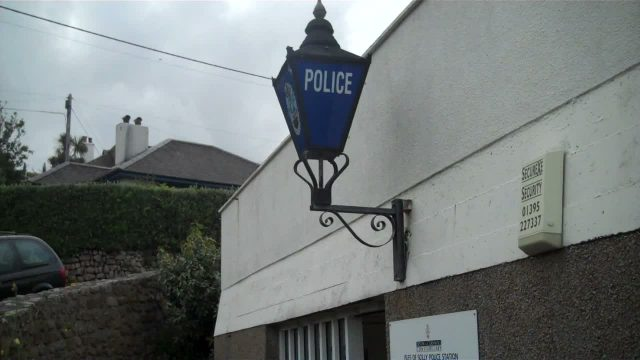 The Police Station on St Mary's.
