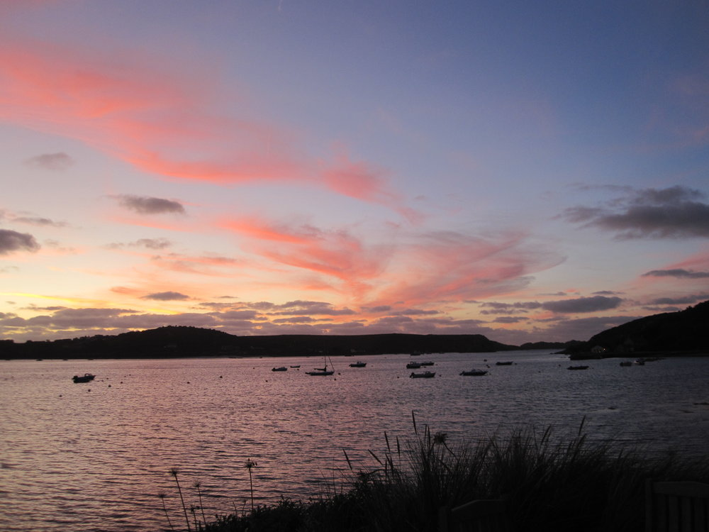 Scillonian Sunset -