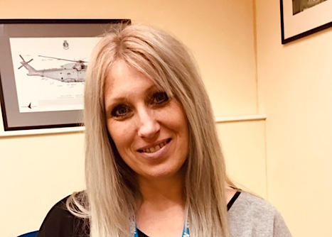 Jenny Candy will serve as a Senior Mental Health Nurse/Community Psychiatric Nurse for the next two years.