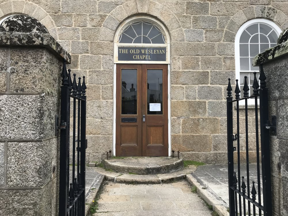 The Old Wesleyan Chapel on St Mary's