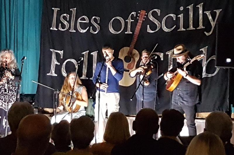 The Isles of Scilly Folk Club had applied for £1,500 for an expanded 2019 Folk Festival, while the Theatre Club requested £315 to support this year's One Act Play Festival and a further £300 for the next two years.