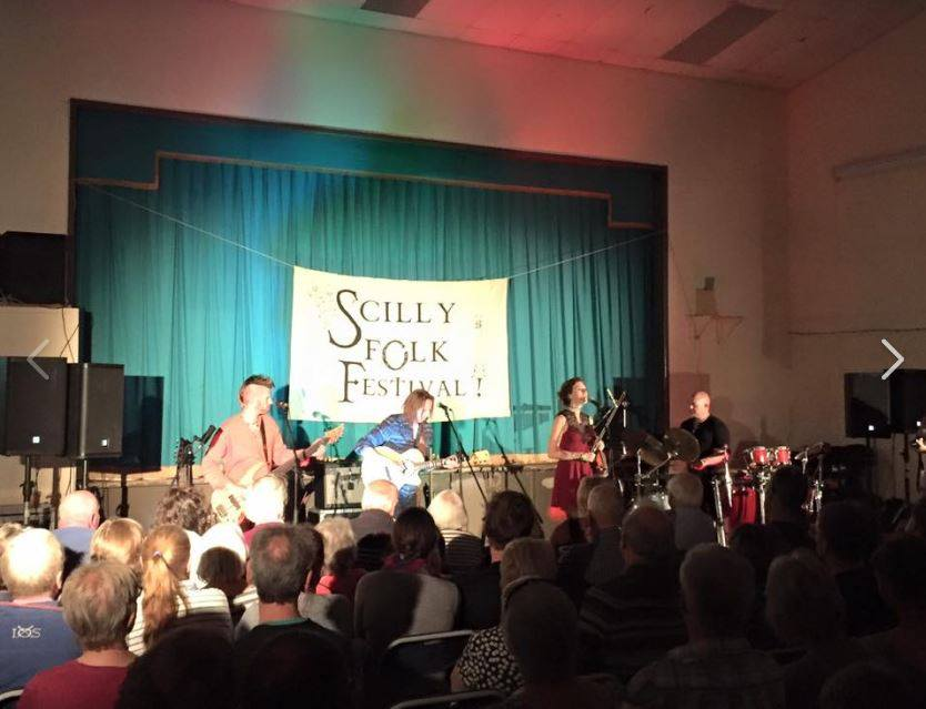 The Isles of Scilly Folk Club had applied for £1,500 for an expanded Folk Festival, while Theatre Club requested £315 to support this year's One Act Play Festival and a further £300 for the next two years .