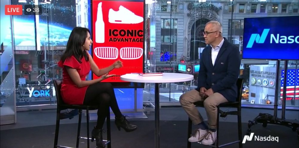 NASDAQ Speed Reads:  What Makes A Brand Really Stick? Iconic Advantage