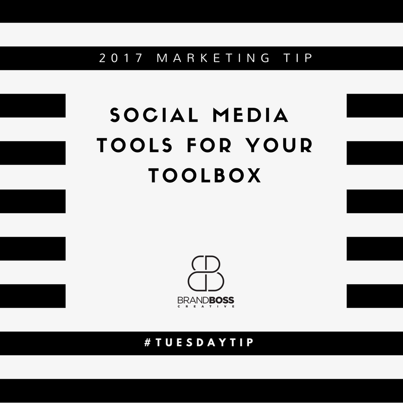 pro tip tuesday social media tools for your toolbox