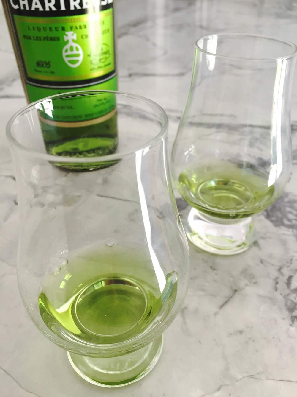 So green. So evil on its own. Maleficent. The Wicked Witch of the West. All green! I'm on to you, Chartreuse.