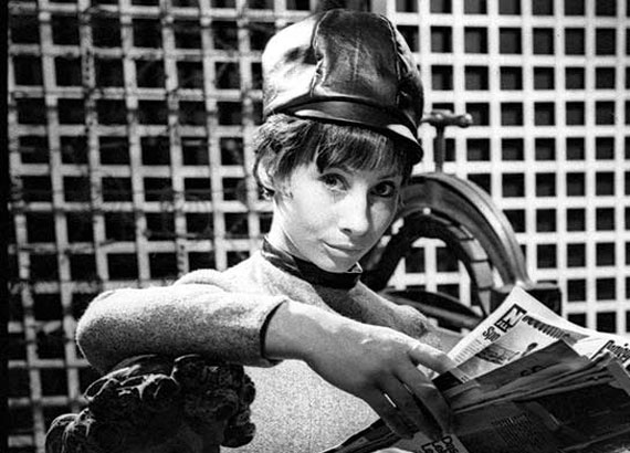 Carole Ann Ford as Susan Foreman