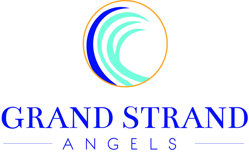Grand Strand Angels logo