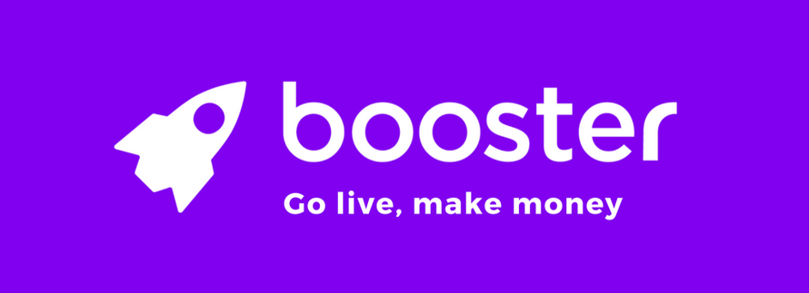 Booster logo