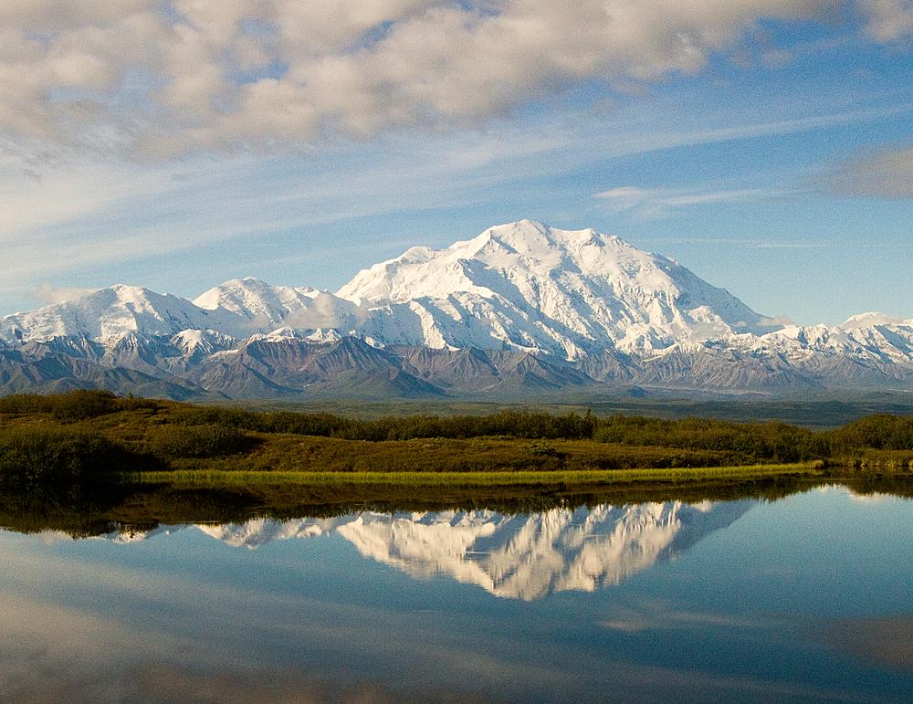 Denali, Alaska – 20,320' (  6194m)