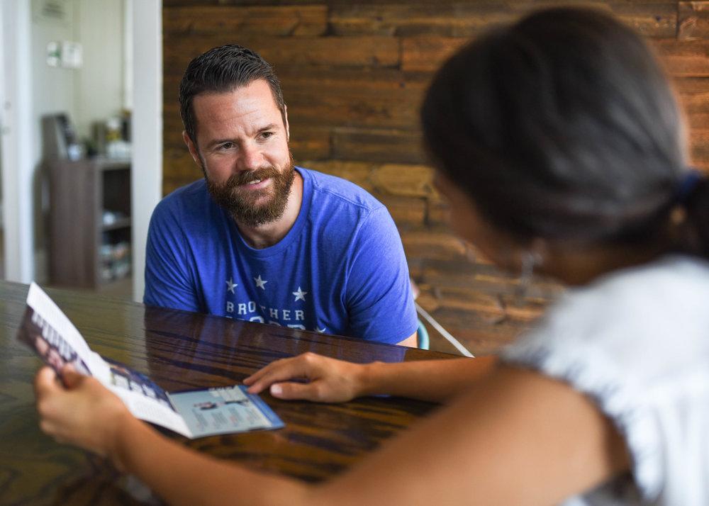 Deliver Hope | Youth Mentoring
