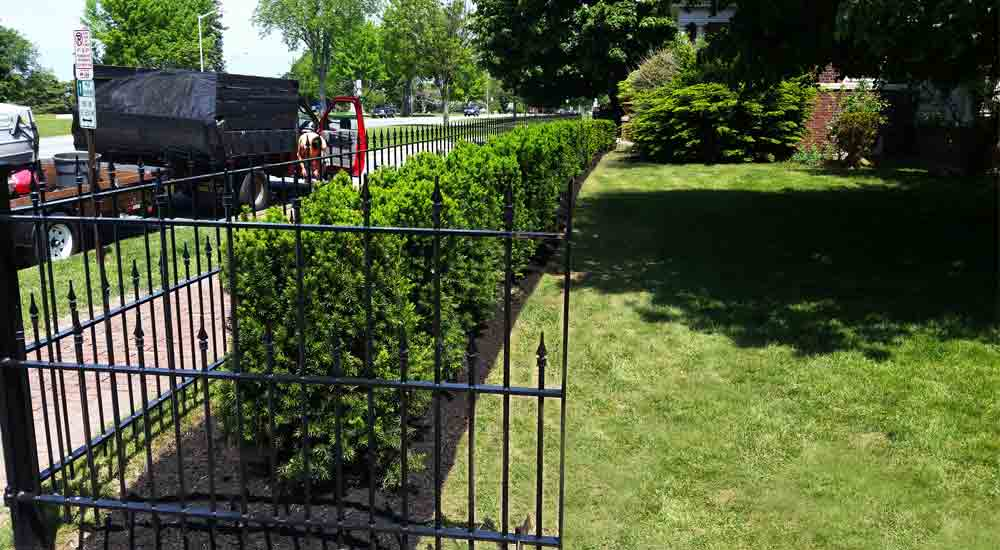 PRO-MEX Yard & Garden provides Residential and Commercial Landscaping, Yard  Maintenance, and Winter Services to Southern Maine and the Greater Portland,  ... - Pro-Mex Yard & Garden