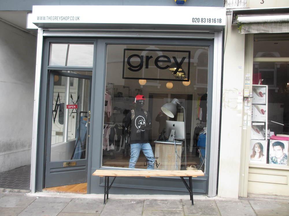 The Grey Shop Lewisham South London Club