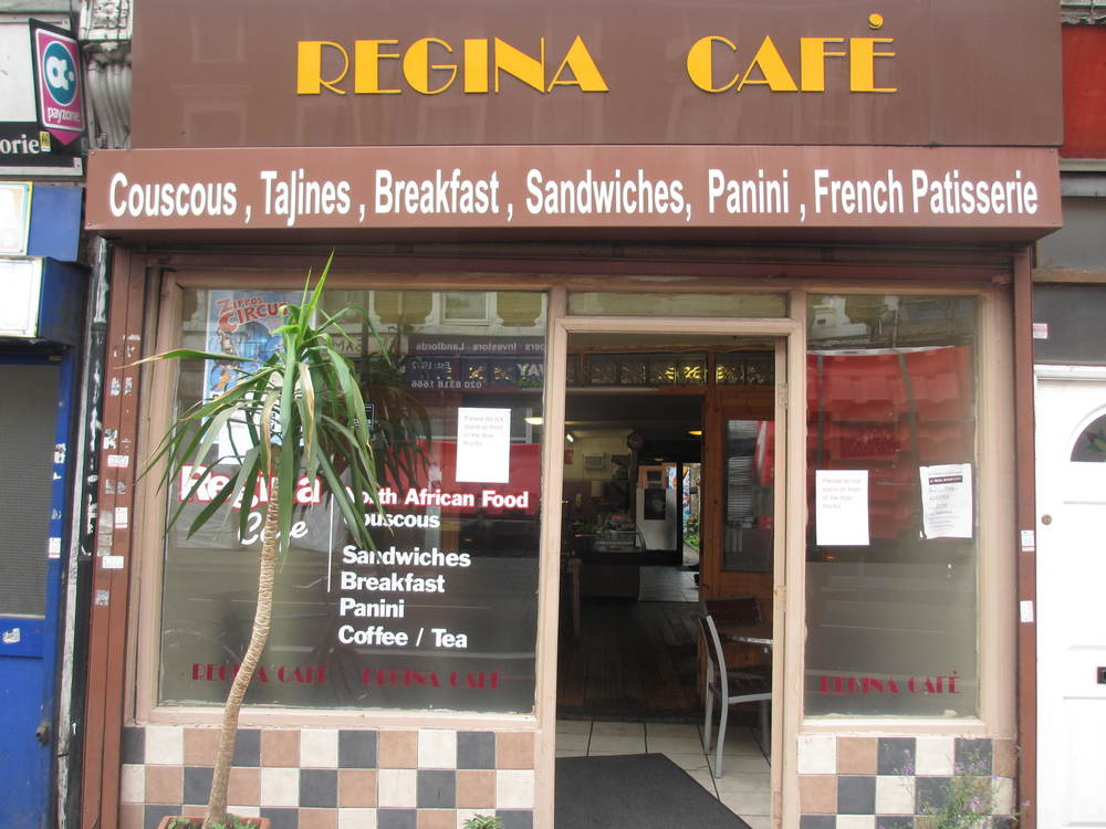 Regina Cafe Lewisham South London Club
