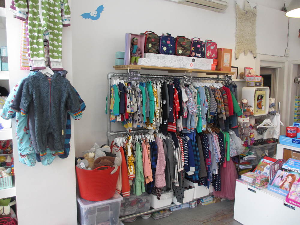 Gently Elephant Kids Clothes Shop In Brockley South London Club