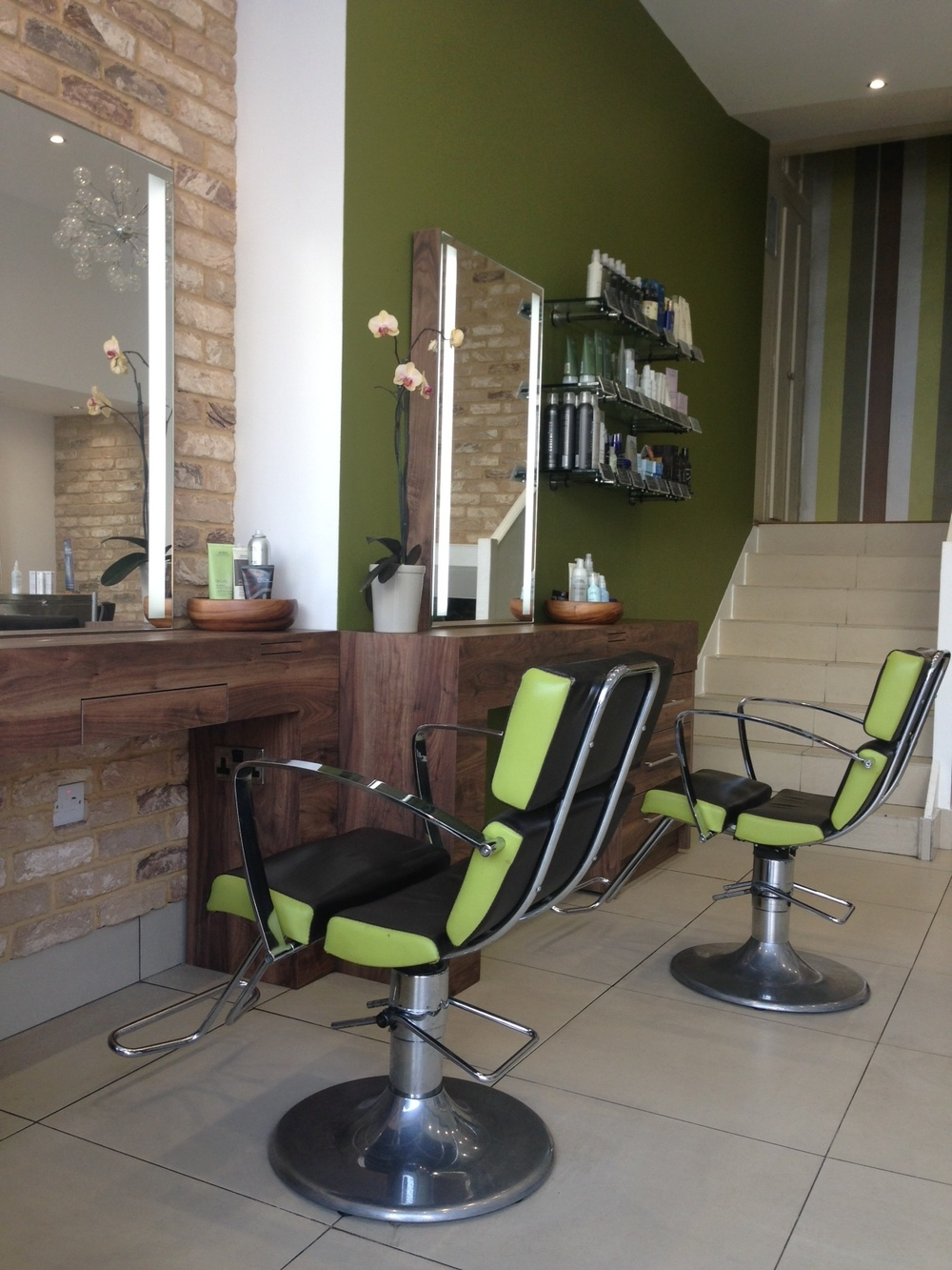 Geddes Hair And Beauty Salon In Ladywell South London Club