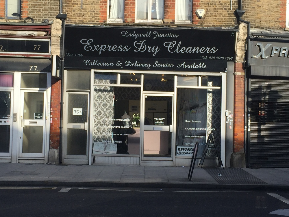 Ladywell Junction Express Dry Cleaner South London Club