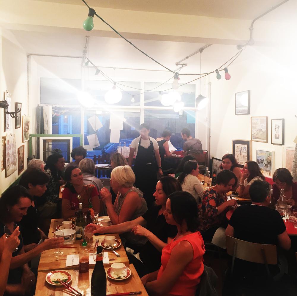 Saigon Streat South London Club
