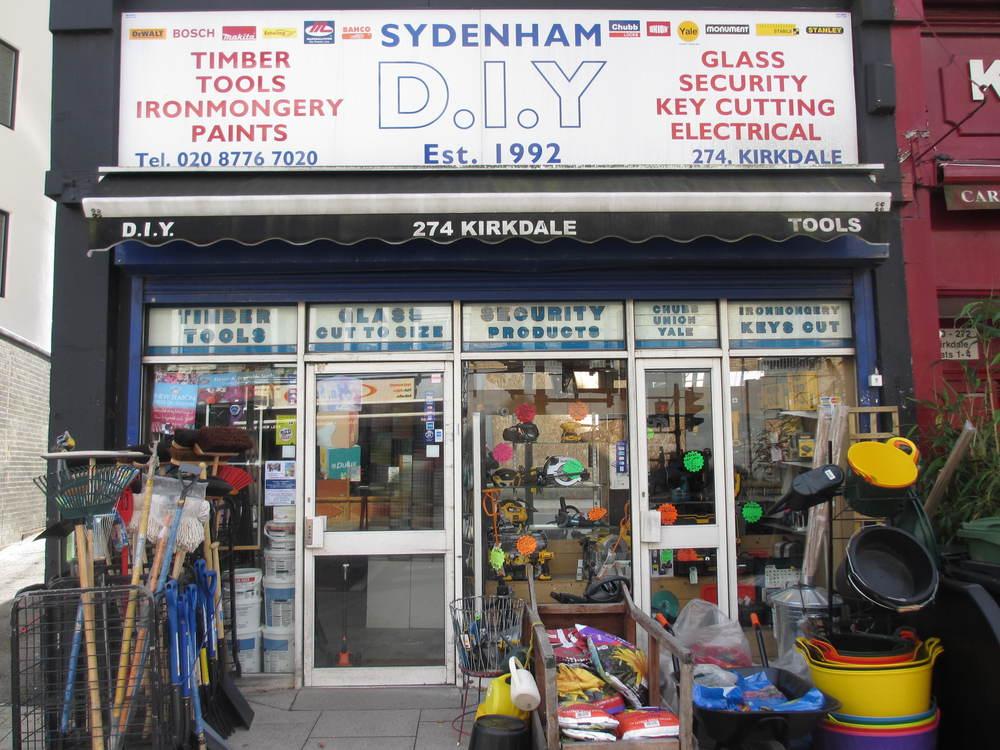 Sydenham DIY in Sydenham South London Club