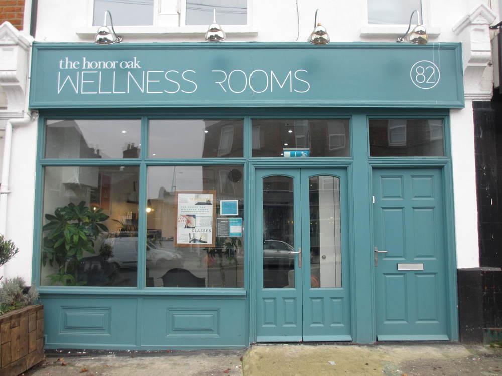 Honor Oak Wellness Rooms South London Club
