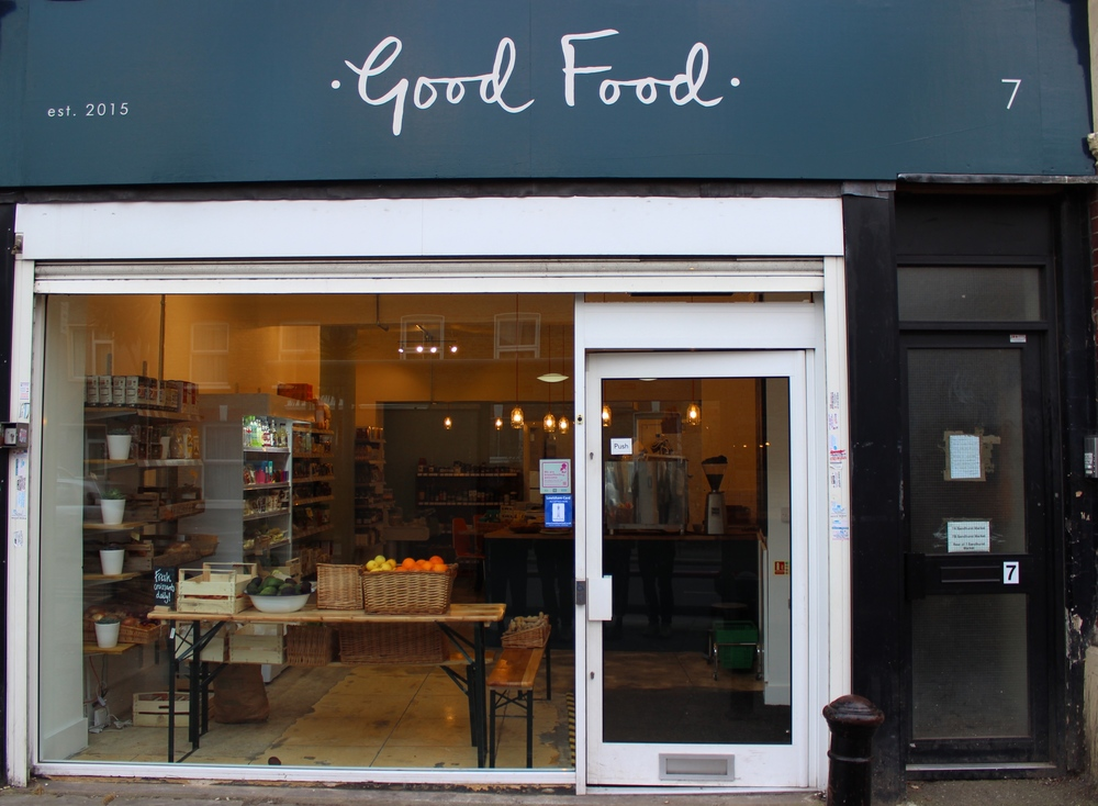Good food deli in Catford South London Club