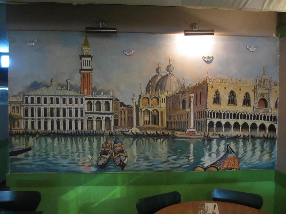 La Pizzeria Italiana In Catford South London Club.