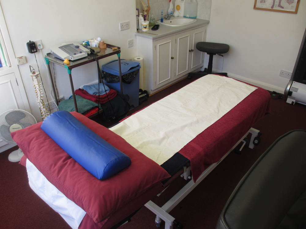 Back On Track Physiotherapy In Catford South London Club