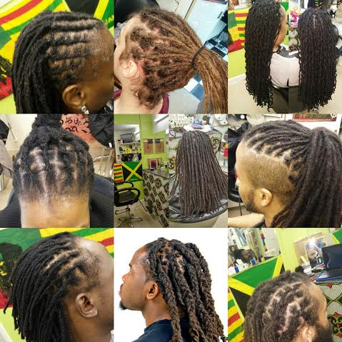 Rastamama Hair Salon In Catford South London Club