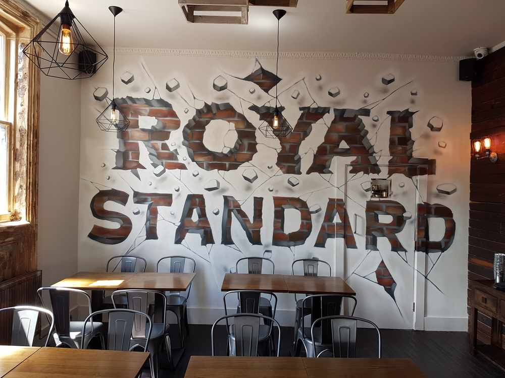 The Royal Standard In Deptford South London Club