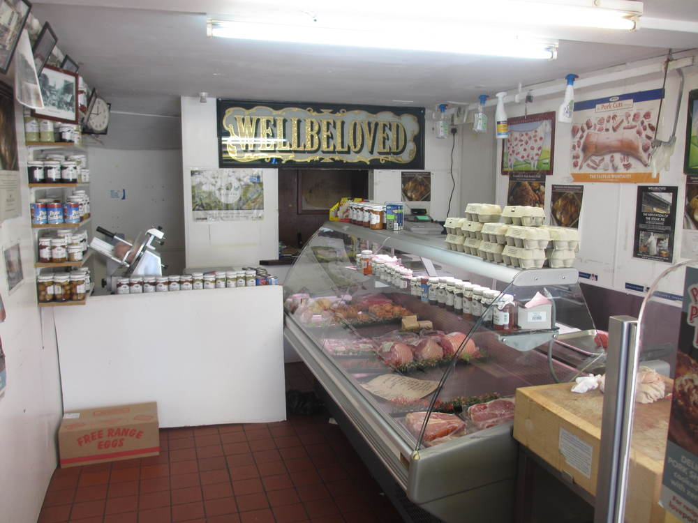 Wellbeloved Butchers In Deptford South London Club