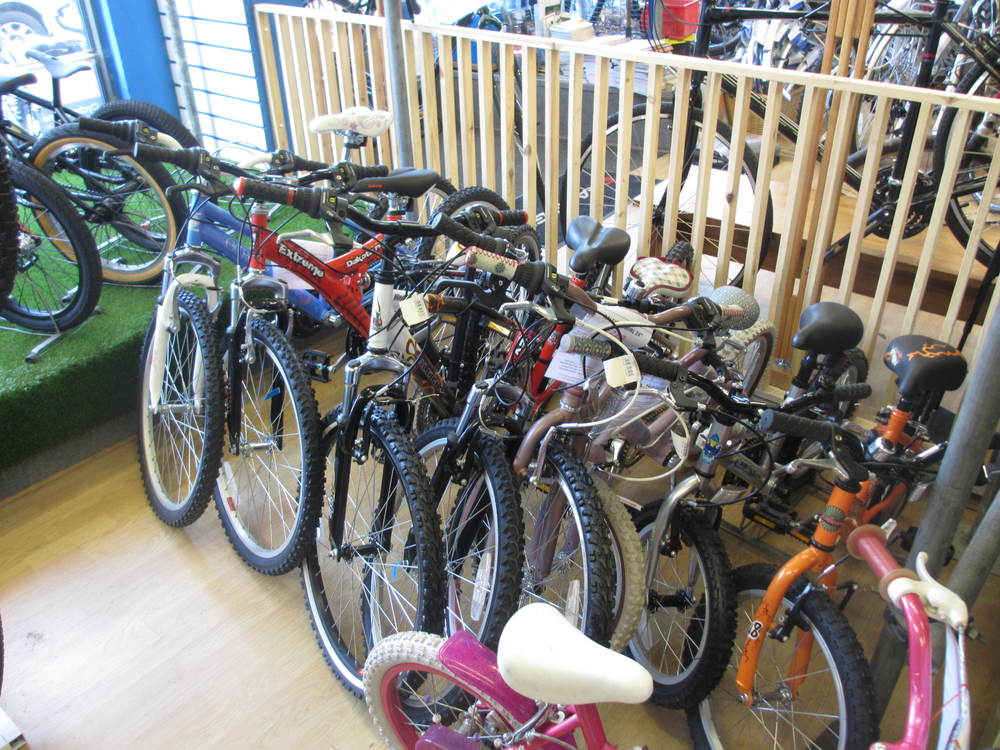 Pedal It Bike Shop In Lee South London Club