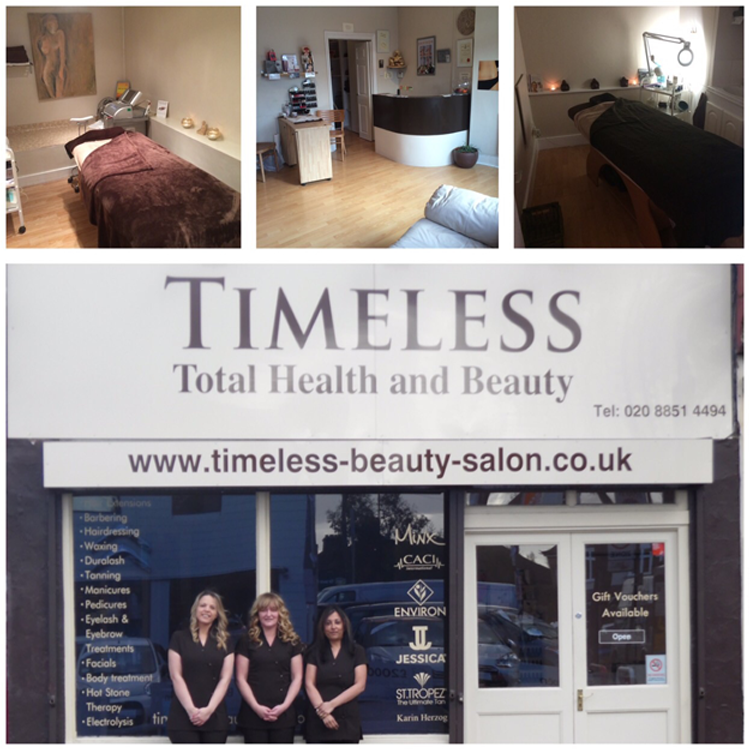 Timeless Beauty Salon In Lee South London Club