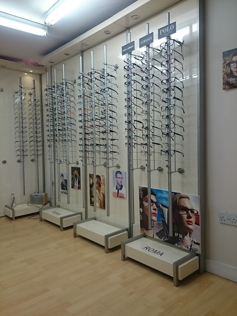 Grove Park Opticians South London Club