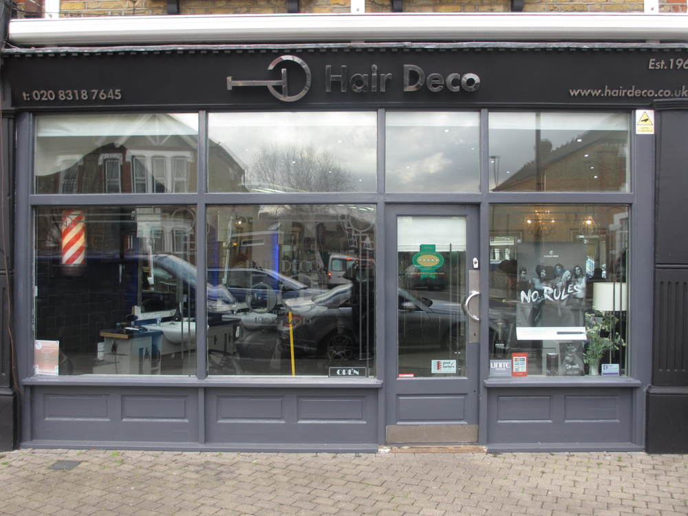 Hair Deco Hair And Beauty Salon In Lee South London Club.