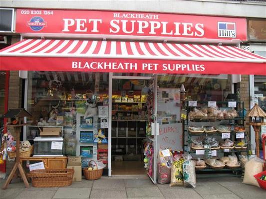 Blackheath Pet Supplies South London Club