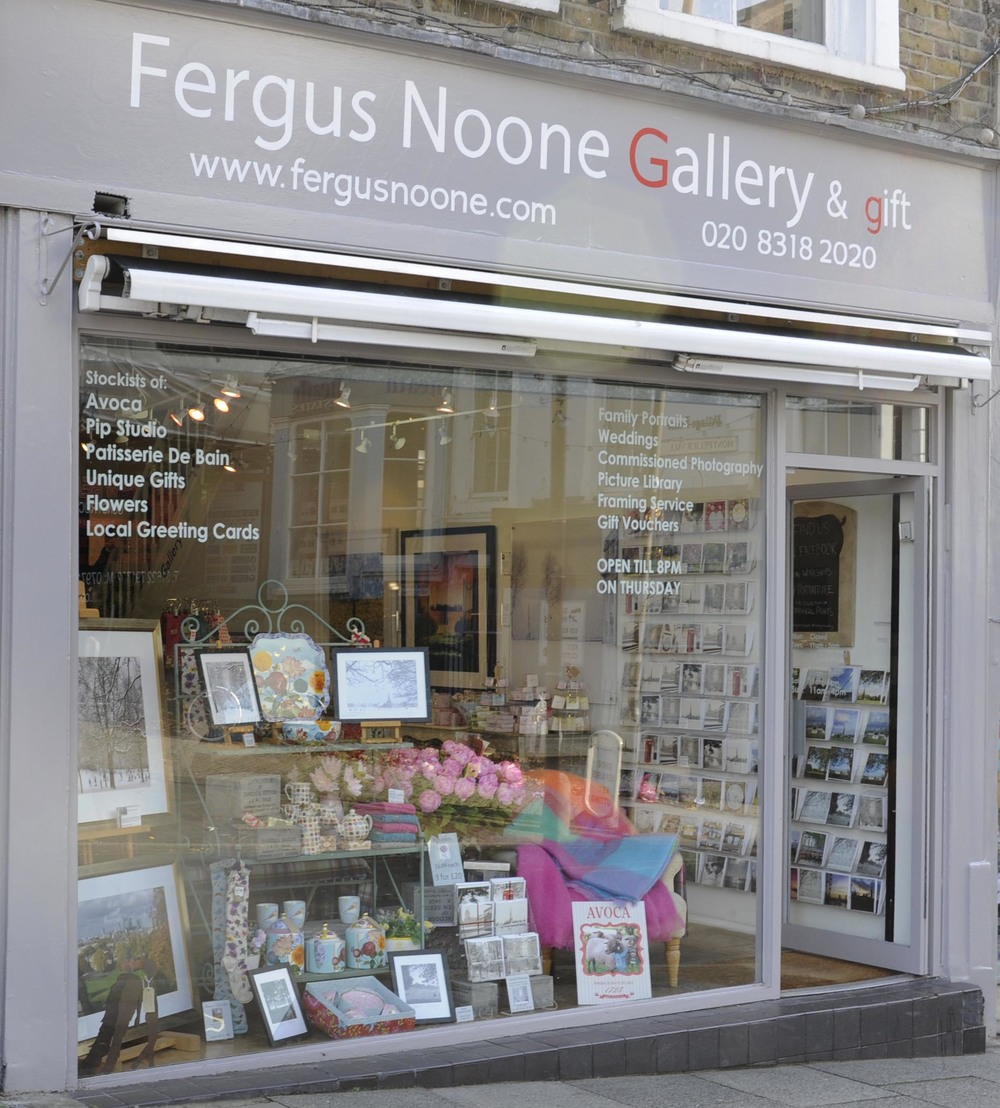 Fergus Noone Gallery And Gift In Blackheath South London Club