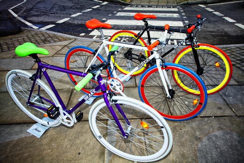 Brake Bikes Single Speed Bikes South London Club