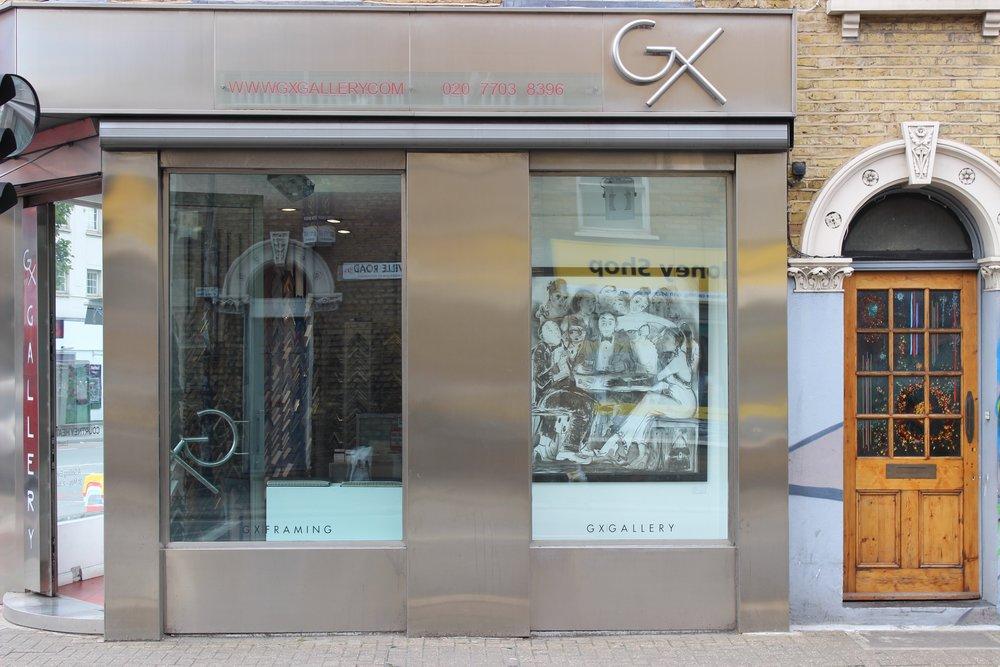 GX Gallery Art Gallery in Camberwell South London Club
