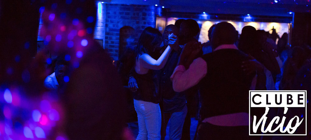 Kizomba Addiction in Brixton South London Club
