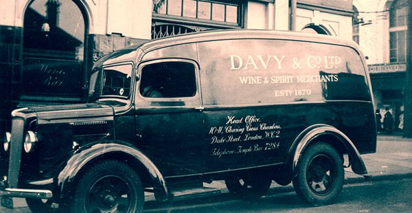 Davy's Wine Vaults in Greenwich South London Club