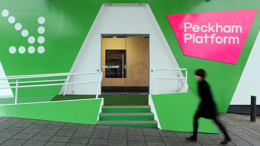 Peckham Platform - Art in Peckham