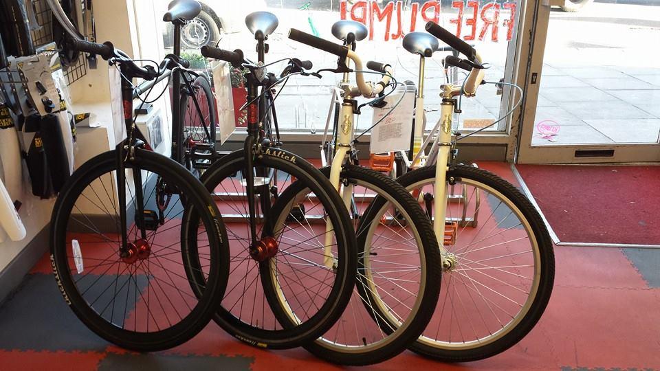 Balfe's Bikes Bike Shop in Kennington, Dulwich and Streatham South London Club