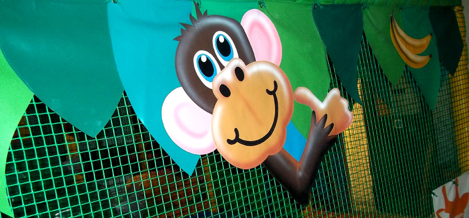 Blossoms Jungle Gym Soft play area and cafe in Streatham South London Club