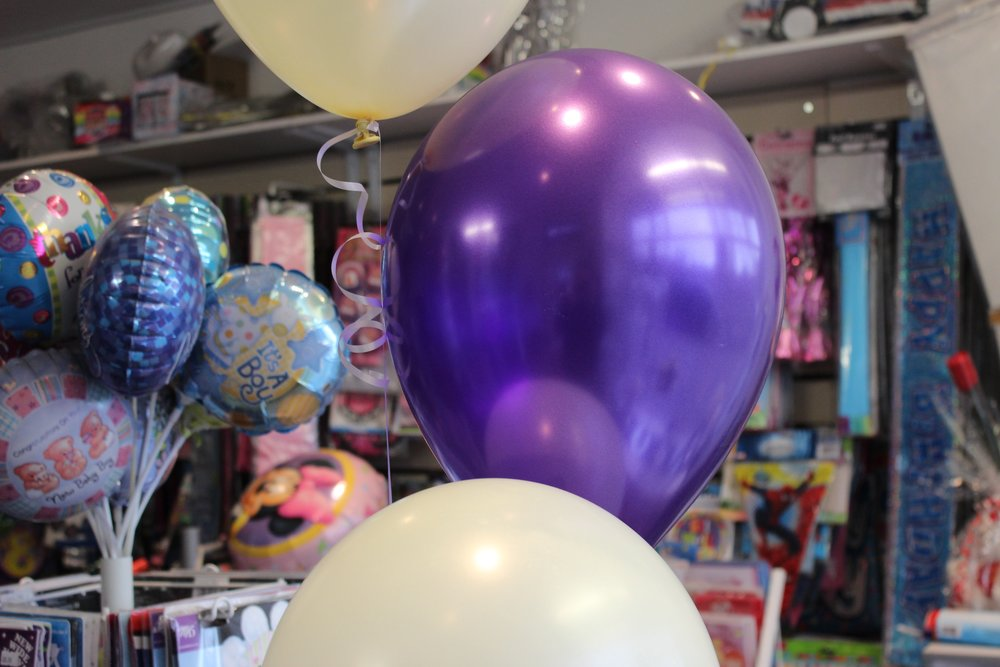 B's Balloons Party Decorations in West Norwood South London Club