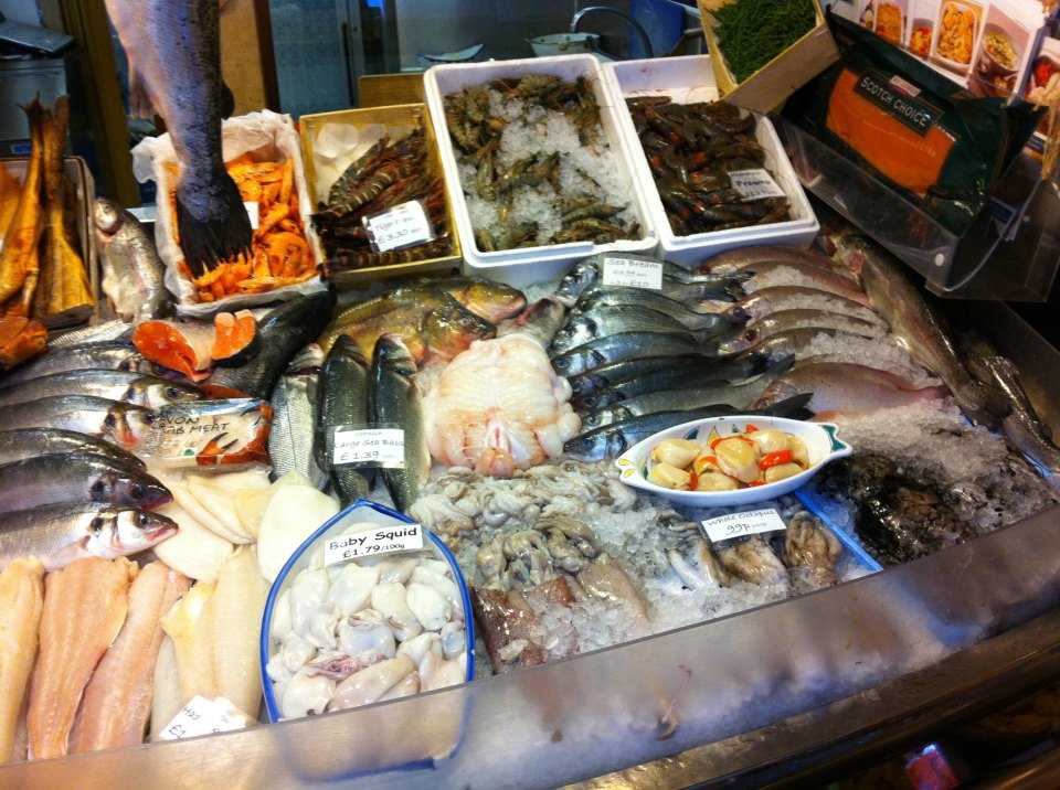 Fish Tale Fishmongers & Delicatessen in Streatham South London Club 2.jpg