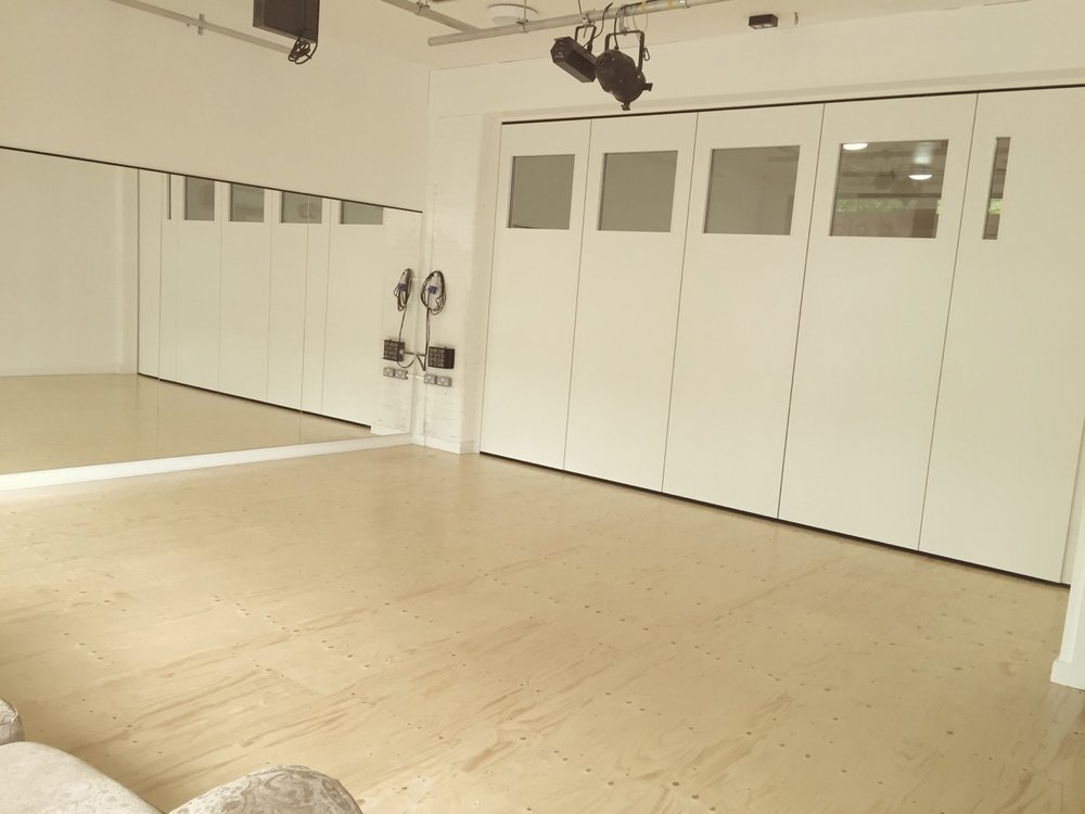 Studio B Studio Space For Hire in Brixton South London Club