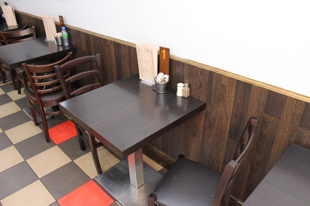 Cafe Pronto Cafe in Camberwell South London Club Card 7